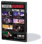 Highlights from the 2011 Modern drummer Festival.