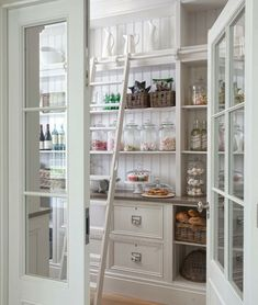 Organization Orgasms: 21 Well Designed Pantries Youu0027d Love To Have In Your  Kitchen