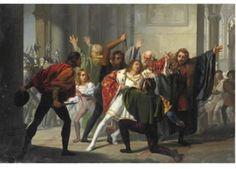 Florence City, La Sede, Medici, Painting, Art, Italia, Art Background, Painting Art, Kunst