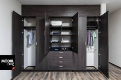 39 Stylish Wardrobe Design Ideas You Can Copy Right Now The challenge now is how you will change this habit of shopping. What should you start to do to upgrade … Wardrobe Design Bedroom, Bedroom Bed Design, Bedroom Wardrobe, Wardrobe Closet, Capsule Wardrobe, Fitted Bedroom Furniture, Fitted Bedrooms, Luxury Furniture, Bedroom Cupboard Designs