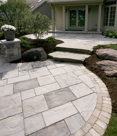 24 Best Paving Stone Patio Images Garden Paths Stone Patios