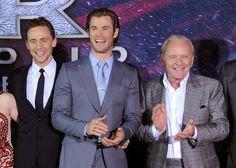 "Celeb Diary: Chris Hemsworth la premiera ""Thor: The Dark World"" in Los Angeles"
