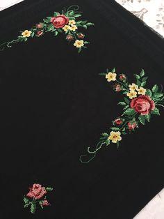 Embroidery, Dresses, Restroom Decoration, Stitching, Princess, Needlepoint, Vestidos, The Dress, Dress