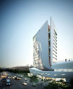 The Korea Teachers Pension Head Office / Tomoon Architects and Engineers