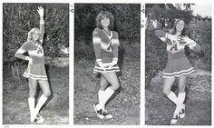 60s Cheerleaders