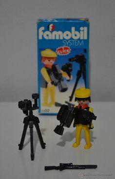 Famobil  3302 CAMARA SAFARI Safari, Vintage Toys, Children, Kids, Nostalgia, Memories, Collection, Products, Feelings