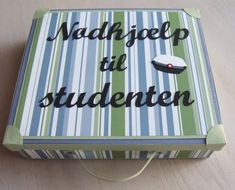 Ravn Design: Nødhjælp til studenten - DT Artsy Team - og mislingerne Best Gifts, Artsy, Christian, Inspiration, Crafts, Diy, Funny Ideas, Design, Graduation