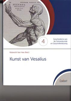 Van Hee, Robrecht. Kunst van Vesalius. Plaats VESA 610.5 KUNS