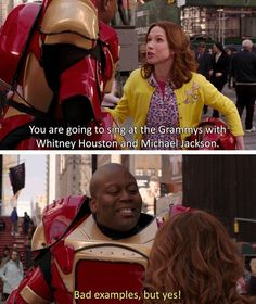 """Community Post: 14 Life Lessons We Learned From """"Unbreakable Kimmy Schmidt"""" Unbreakable Kimmy Schmidt Quotes, Glee, Tv Quotes, Music Quotes, Wisdom Quotes, Funny Scenes, My Escape, Just For Laughs, Best Tv"""