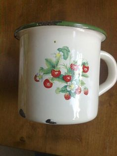 enamelware cherries - Google Search