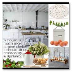 """""""Untitled #123"""" by farmgirl2015 ❤ liked on Polyvore featuring interior, interiors, interior design, home, home decor, interior decorating, Ulster Weavers, Dot & Bo, Nearly Natural and Villeroy & Boch"""