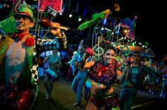 Salsodromo - Feria de Cali - Colombia 2014.