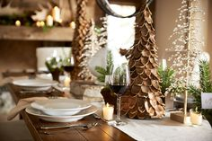 8 Ways to Design the Perfect Holiday Table Setting