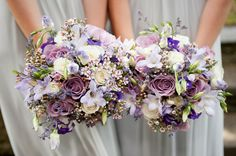 wedding flowers from a Cornhill fort wedding