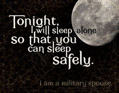 You can sleep safely