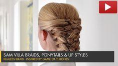 Braids, Ponytails & Up Styles