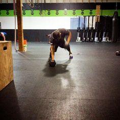 """Man-makers #crossfit #gym #sancarlos #fitness #fit #workout #train #lift #homegrowncrossfit #HGXFIT #HGX #wod #instafit"" Photo taken by @hgxfit on Instagram, pinned via the InstaPin iOS App! http://www.instapinapp.com (11/25/2015)"