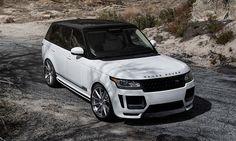 Range Rover Vorsteiner Veritas 2014