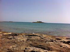 Isola delle Correnti La parte più a sud della Sicilia