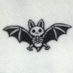 Bat Skeleton Blanket on Mercari Rebellen Tattoo, Poke Tattoo, Piercing Tattoo, Get A Tattoo, Tattoo Drawings, Hand Poked Tattoo, Chest Tattoo, Tattoo Sketches, Mini Tattoos