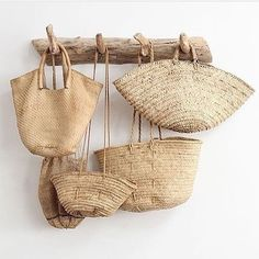 Nothing like a vintage woven basket to bring texture and sophistication to a…