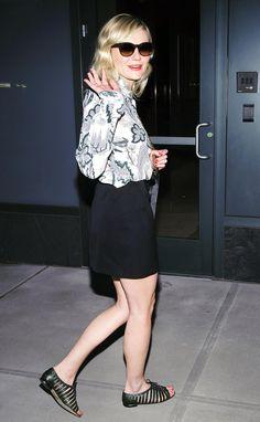 The Kirsten Dunst Look Book - The Cut