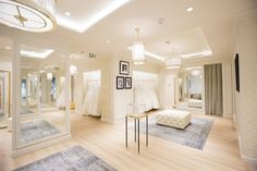 Espacios para trabajar: la nueva tienda de Pronovias en Berlín