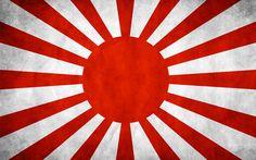 think0, drapeau, guerre, japonais, grunge Wallpaper