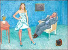 Los cinco artistas ingleses más influyentes del siglo XX   Museógrafo. interiores