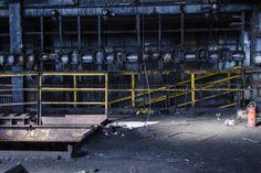 Coalmine by Julia Kaczorowska, via Behance Coal Mining, Industrial, Behance, Industrial Music
