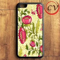 Vintage Floral iPhone 6 Plus | iPhone 6S Plus Case