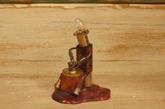 ランプマン ~second life storys~ 灯りをともす仕事を終えたランプマン そして始まるセカンドライフの物語 作品名 「陶芸人」 ...|ハンドメイド、手作り、手仕事品の通販・販売・購入ならCreema。
