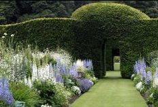 Wie im Schlossgarten
