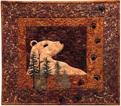 PineNeedles.com : Bear Tracks