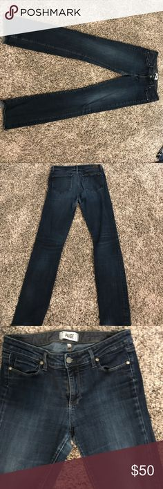Paige Jeans Paige skyline stretch straight jeans Jeans Straight Leg