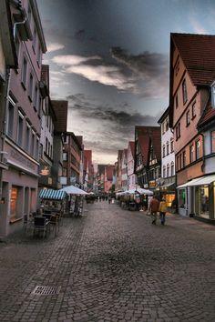 Downtown Esslingen