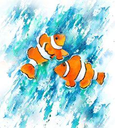 Rachel Mcnaughton - Clown Fish