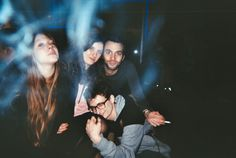 F.R.I.E.N.D.S. January, 2016. Disposable camera.