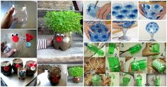 We are often fascinated from all the craft ideas that can be done with reusing old stuff. It is one interesting way of creating treasure from your trash. T