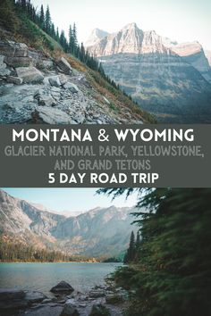 Wyoming Vacation, Yellowstone Vacation, Vacation Destinations, Vacation Trips, Vacations, Just Dream, To Infinity And Beyond, Summer Travel, Travel Usa