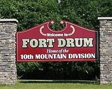 Fort Drum...Watertown ,NY