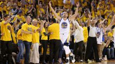 Stephen Curry's dagger 3 clinches series for Golden State Warriors