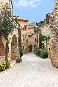 Peratallada, Catalonia