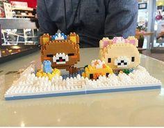 READY STOCK Get this cute Nanoblock collection only  @legoindo  Pemesanan : ➡Line : Legoindo ➡Bbm : 51E03BA2 ➡SMS : 085959974720  #legoindo #nanoblock #loz #weagle #legoloz #legolozlego