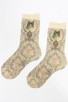 Grimoire :  cat socks