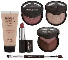 love this set!  Makes your skin look like porcelain.  Great makeup