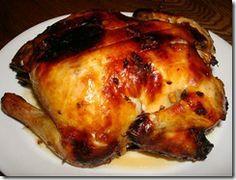 Pinoy Lechon Manok (Roasted Chicken in Turbo Broiler) Turbo Broiler Recipes, Oven Recipes, Turkey Recipes, Chicken Recipes, Cooking Recipes, Filipino Dishes, Filipino Recipes, Asian Recipes, Kitchens