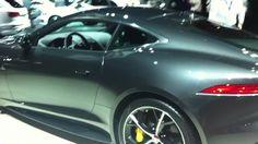 2015 Jaguar F Type V8 S | LA Auto Show