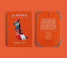 La Novela on Behance
