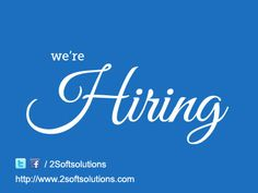 US IT Recruiter, Bangalore | 2Soft Solutions